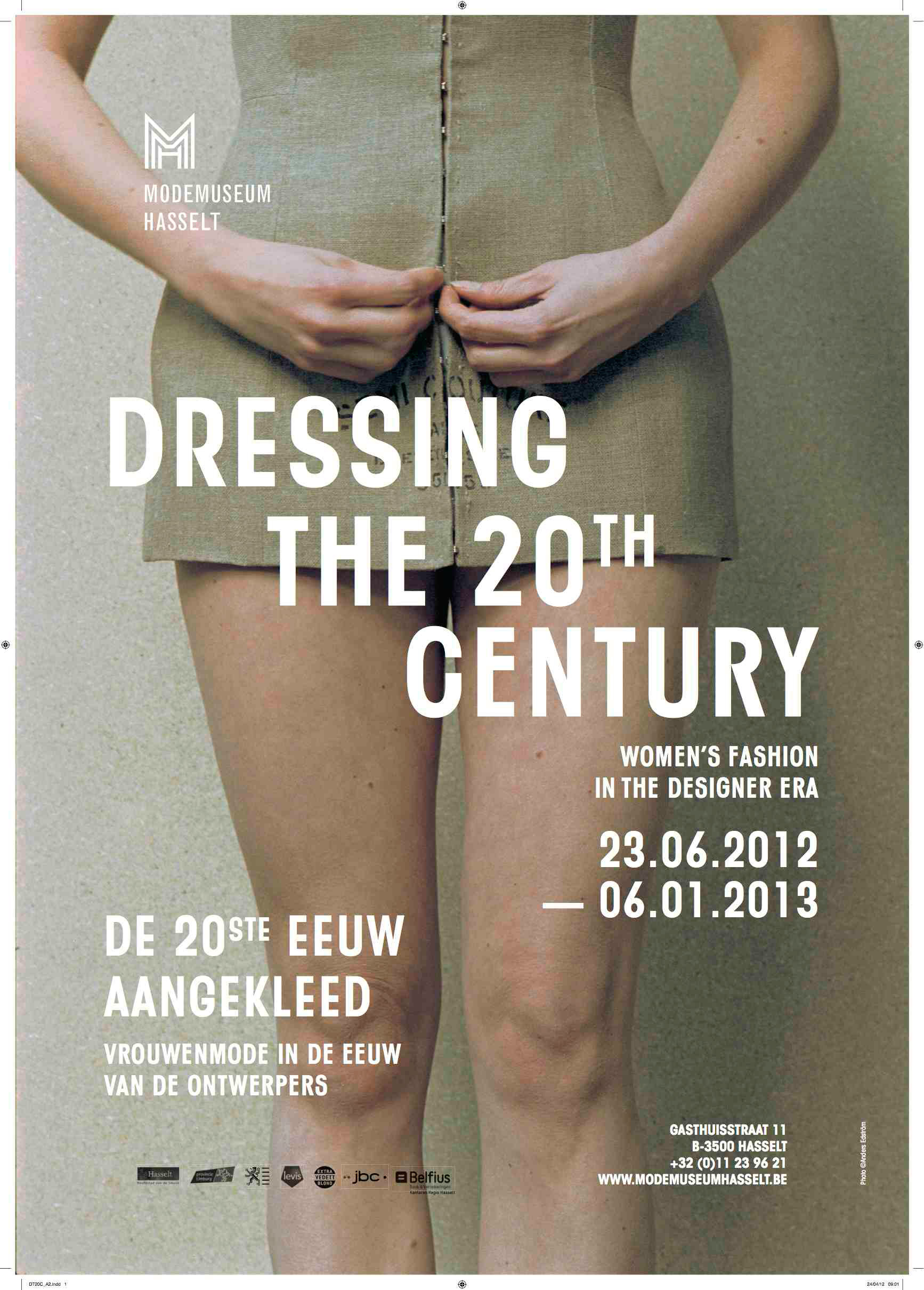 DRESSING THE 20th CENTURY