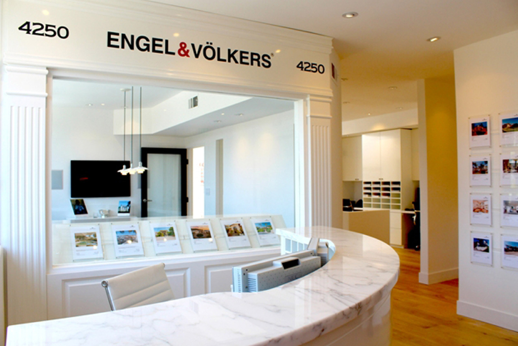 Engel volkers for Engel and volkers world